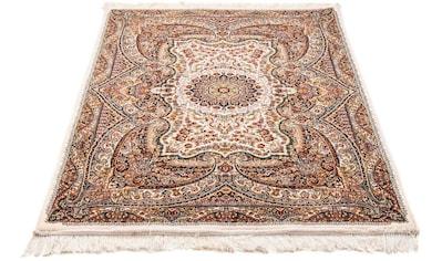 morgenland Orientteppich »Lotus«, rechteckig, 9 mm Höhe kaufen