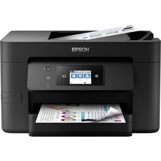 Epson »WorkForce Pro WF-4720DWF« Multifunktionsdrucker (WLAN (Wi-Fi),LAN (Ethernet),NFC)