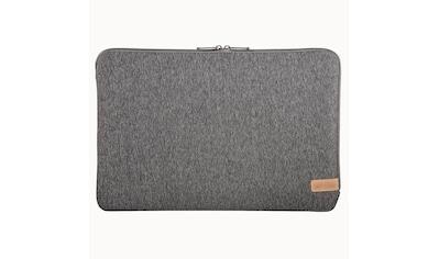Hama Notebook - Sleeve Jersey, bis 34 cm (13,3), Dunkelgrau kaufen