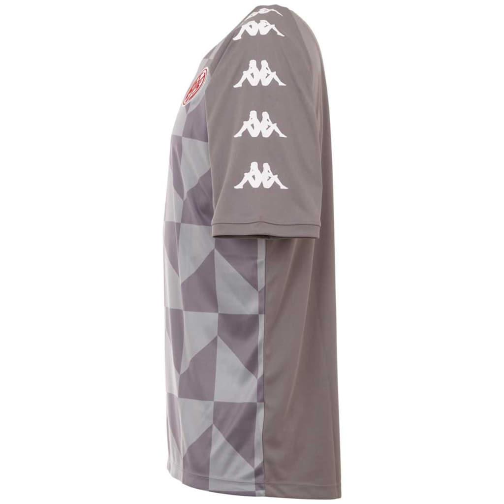 Kappa Trainingsshirt »MAINZ 05 TRAININGSSHIRT«, mit plakativem Print auf dem R&uuml;cken<br />
