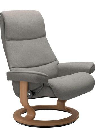 Stressless® Relaxsessel »View«, mit Classic Base, Größe L,Gestell Eiche kaufen