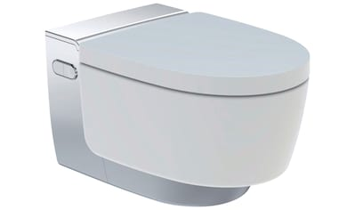 GEBERIT Tiefspül-WC »AquaClean Mera«, Comfort Dusch-WC mit Nachtlicht Komplettanlage... kaufen