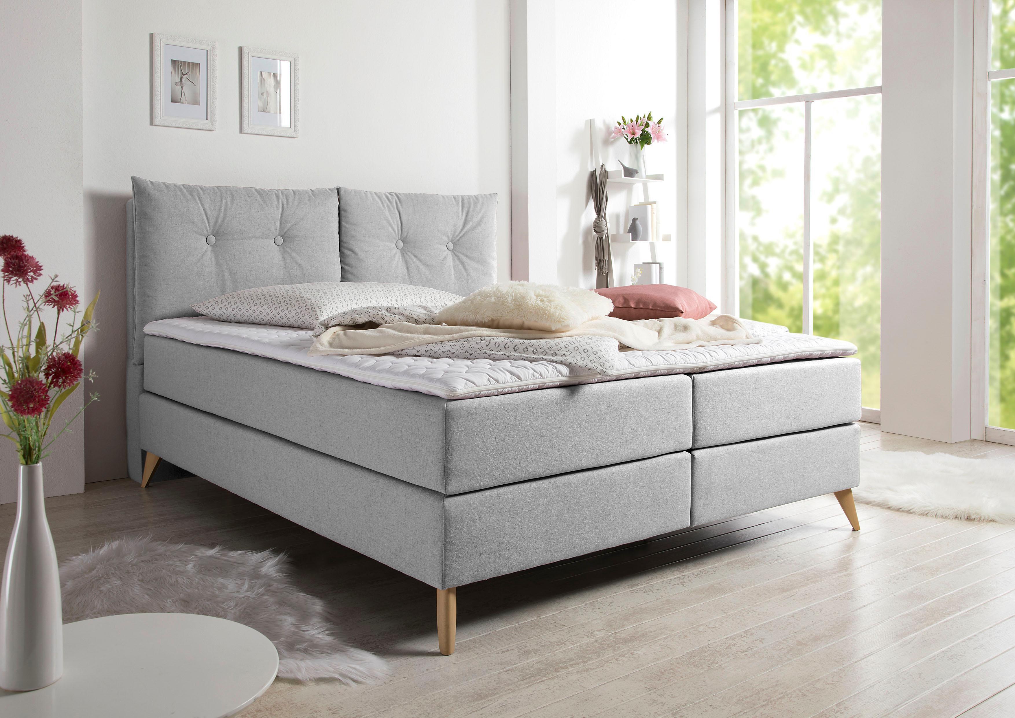 Home affaire Boxspringbett Victoria | Schlafzimmer > Betten | home affaire