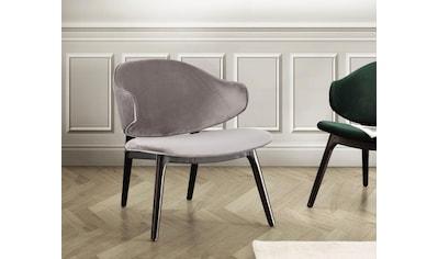 andas Sessel »Sporring«, mit Beingestell aus massivem Eschenholz, Design by Morten... kaufen
