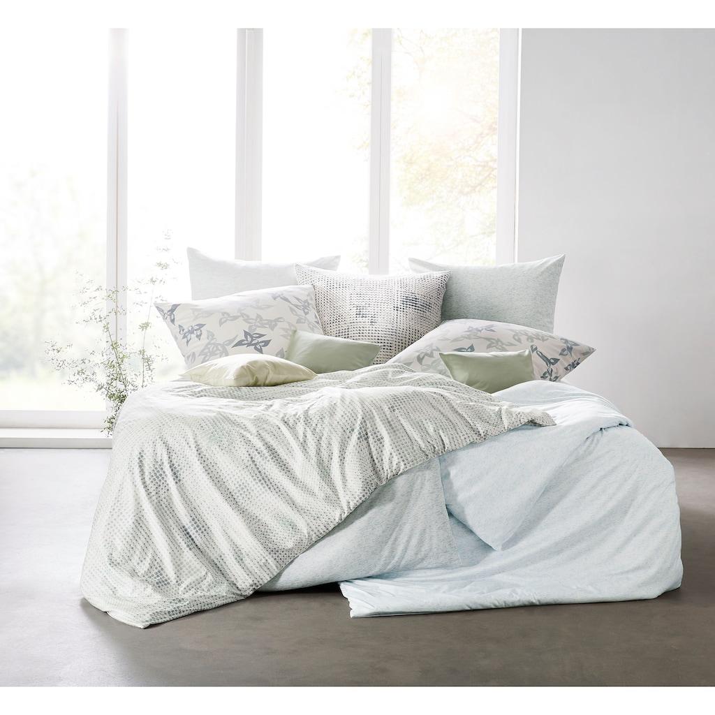 fleuresse Bettwäsche »Topas«, grafisch auf den Punkt gekommen
