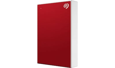 Seagate »Backup Plus Portable Drive  -  Red« externe HDD - Festplatte kaufen