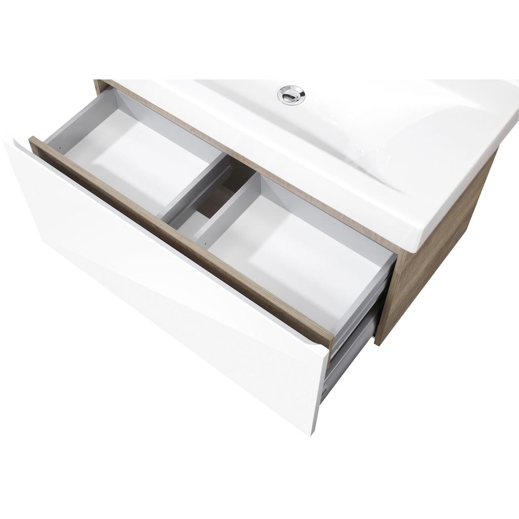 FACKELMANN Waschtisch »Piuro«, Breite 89,5 cm