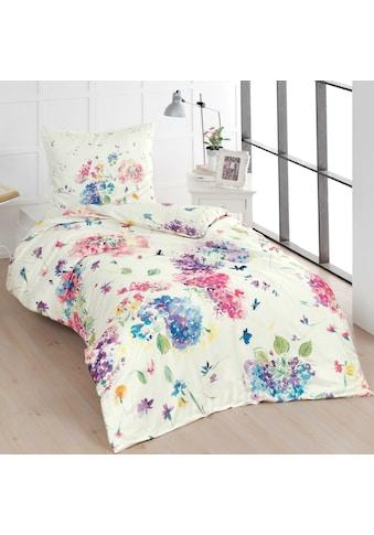 TRAUMSCHLAF Bettwäsche »Josette«, diese herrlich weiche Bettwäsche sorgt für Romantik kaufen