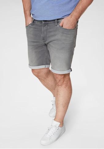 Jack & Jones Jeansshorts »RICK CON SHORTS«, bis Jeans Größe 48 (große Größen) kaufen