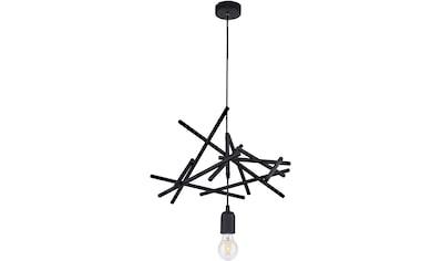 SPOT Light Pendelleuchte »GLENN«, E27, 1 St., aus Metall, originelles Design, passende... kaufen