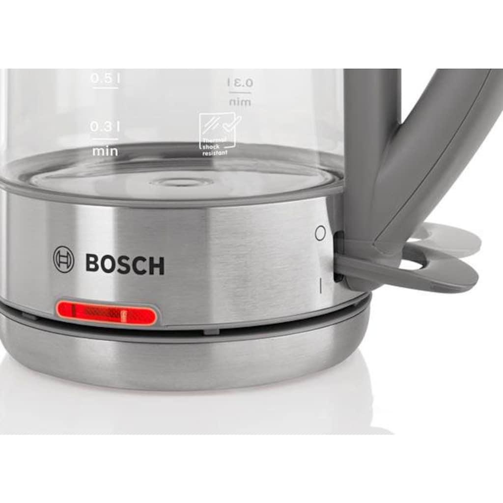 BOSCH Wasserkocher »TWK7090B«, 1,5 l, 2200 W