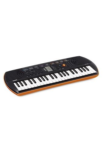 CASIO Keyboard »Mini-Keyboard SA-76«, mit 44 Minitasten kaufen