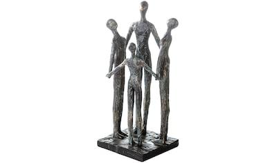 Casablanca by Gilde Dekofigur »Skulptur Group«, Dekoobjekt, Höhe 30 cm, mit... kaufen