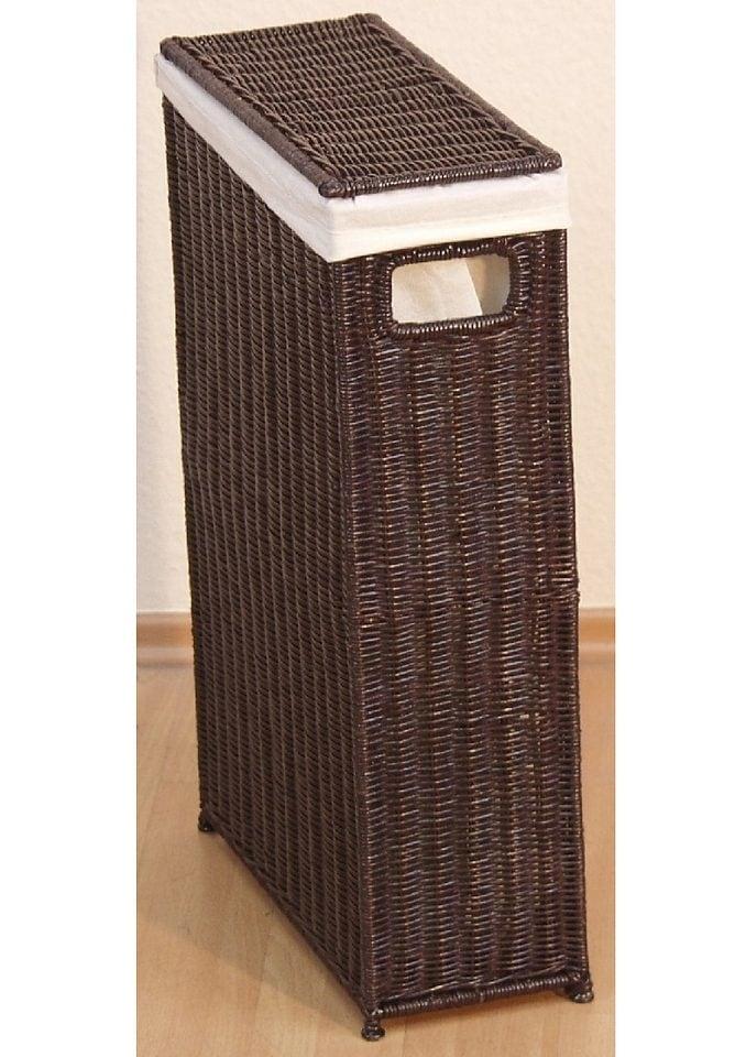 Wäschekorb (1 Stück) Wohnen/Möbel/Badmöbel/Wäschekörbe & Wäschetruhen/Wäschetruhen