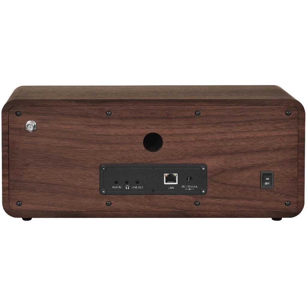 IMPERIAL by TELESTAR Digitalradio (DAB+) »DABMAN i205«, (WLAN-Bluetooth Digitalradio (DAB+)-Internetradio )