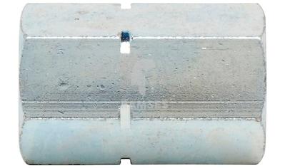 RAMSES Verbinder für Bremsleitungenr mit Rillen M12 x 1 SW 17 x 29 10 Stück kaufen