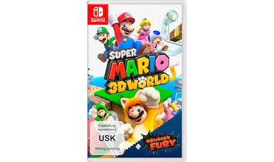 Super Mario 3D World + Bowser's Fury Nintendo Switch kaufen