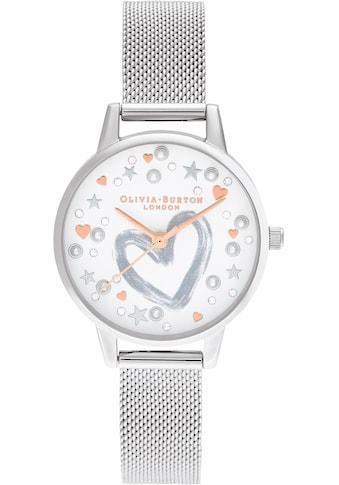 OLIVIA BURTON Quarzuhr »YOU HAVE MY HEART, OB16LH12« kaufen