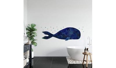 Wall-Art Wandtattoo »Märchenhaft Der Walfisch« kaufen