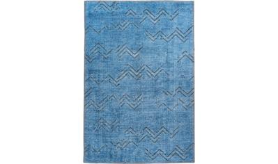 me gusta Teppich »Antique 300«, rechteckig, 6 mm Höhe, Flachgewebe, Vintage Design,... kaufen