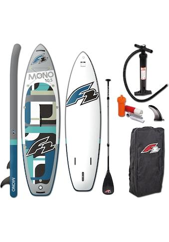 F2 SUP-Board »Mono inkl. Carbonpaddel«, (mit Paddel) kaufen