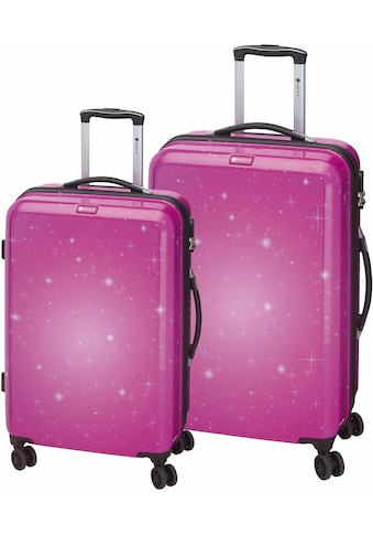 "CHECK.IN® Trolleyset ""Galaxy"", 4 Rollen, (Set, 2tlg.) kaufen"