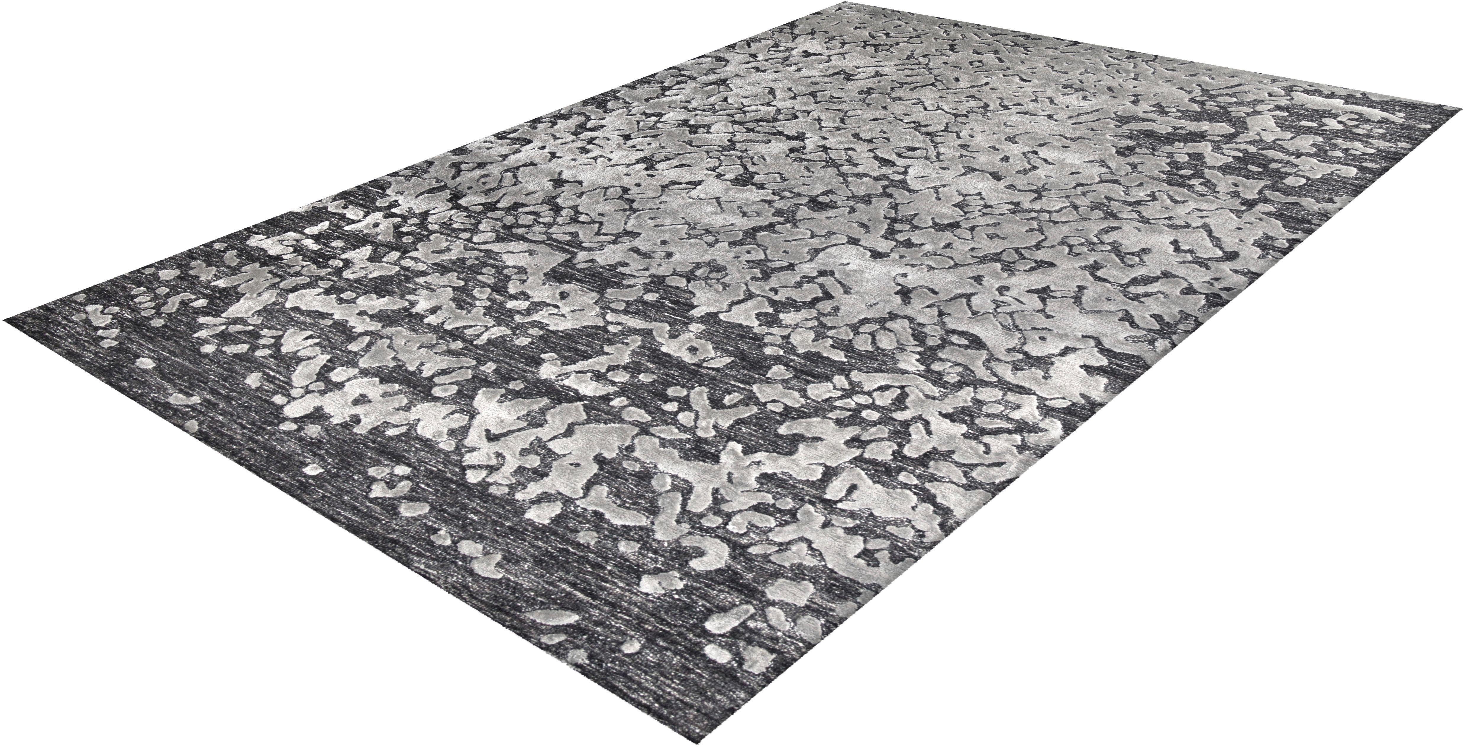 Teppich Shailene 500 calo-deluxe rechteckig Höhe 17 mm handgetuftet