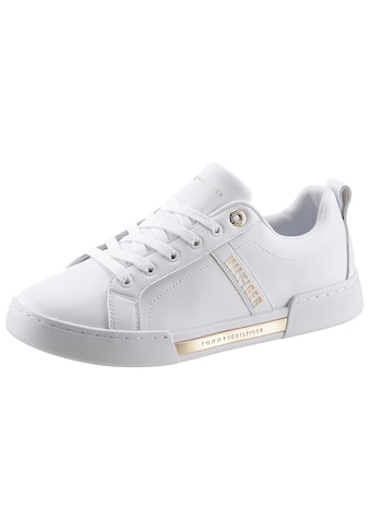 TOMMY HILFIGER Sneaker »BRANDED OUTSOLE STRAPPY SNEAKER« kaufen