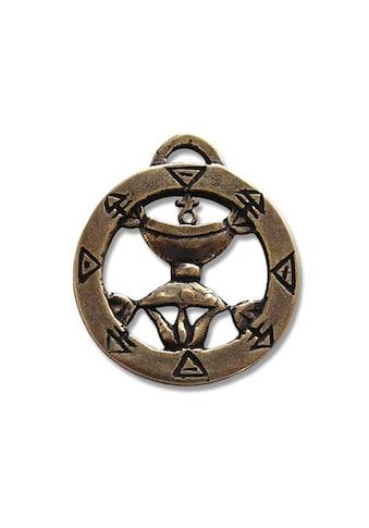 Adelia´s Amulett »Alte Symbole Talisman«, Pentakel der Königin - Für dauerhafte... kaufen