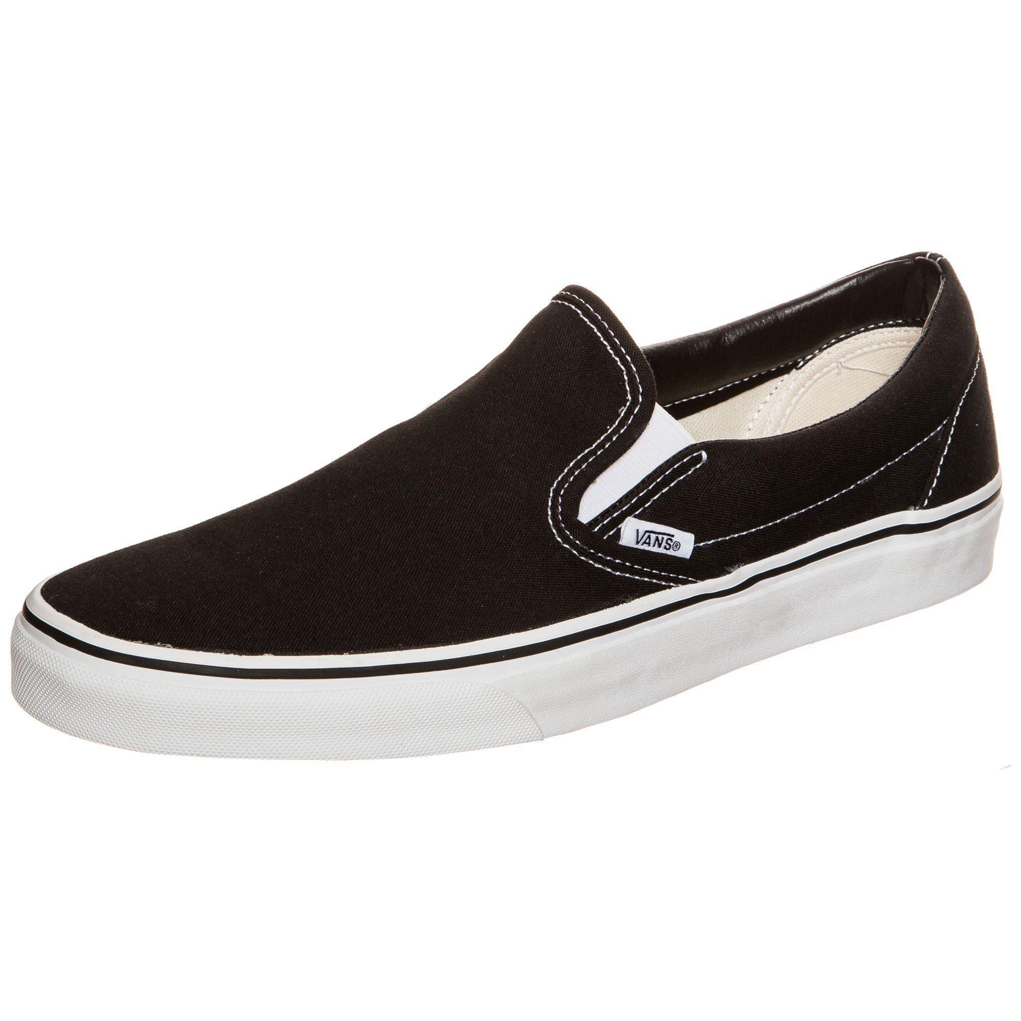 VANS Classic Slip-On Sneaker | Bekleidung > Wäsche > Slips & Strings | Schwarz | Vans