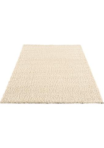 andas Hochflor-Teppich »Saron«, rechteckig, 35 mm Höhe, Höhe 35mm, Wohnzimmer kaufen