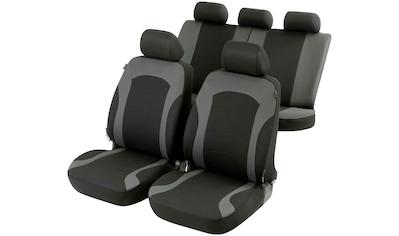WALSER Autositzbezug »Inde«, 4 - tlg., mit patentiertem Reißverschluss System kaufen