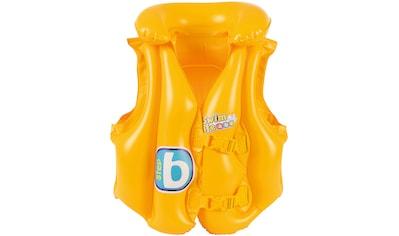 BESTWAY Schwimmweste »Swim Safe™ Schwimmweste«, für Kinder 3 - 6 Jahre kaufen