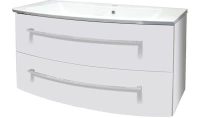 FACKELMANN Waschtisch »Rondo«, Breite 100 cm, (2 - tlg.) kaufen