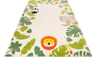Kinderteppich, »E - Safari«, Esprit, rechteckig, Höhe 13 mm, maschinell gewebt kaufen