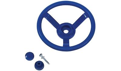 AXI Spielzeug Lenkrad blau, Ø 29 cm kaufen