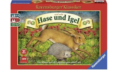 """Ravensburger Spiel, """"Hase und Igel"""" kaufen"""