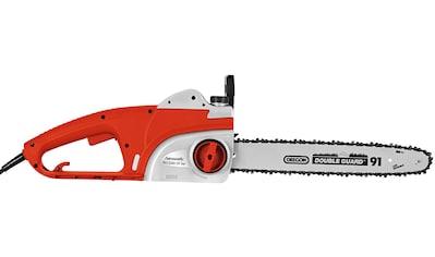 GRIZZLY Elektro - Kettensäge »EKS 2240 - 3 QT«, 46 cm Schwertlänge kaufen