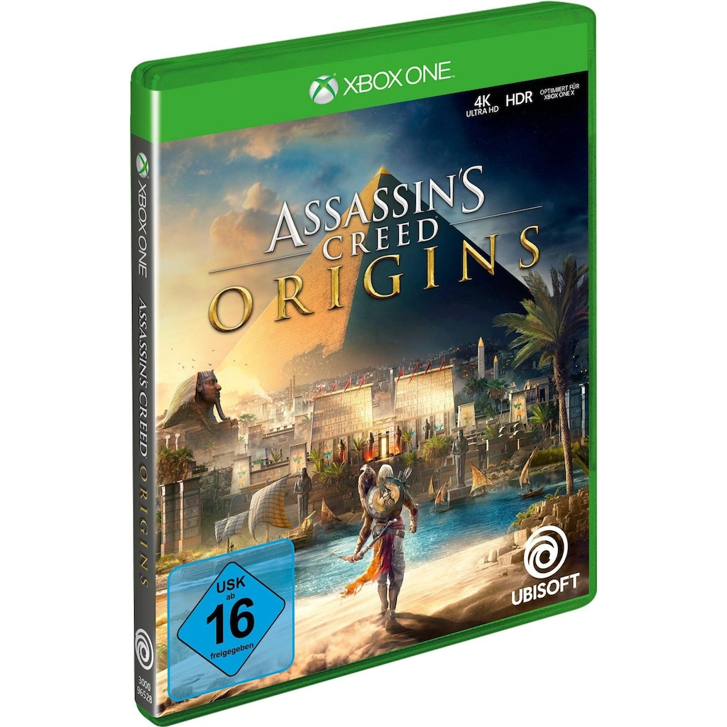 UBISOFT Spiel »Assassin's Creed Origins«, Xbox One, Software Pyramide