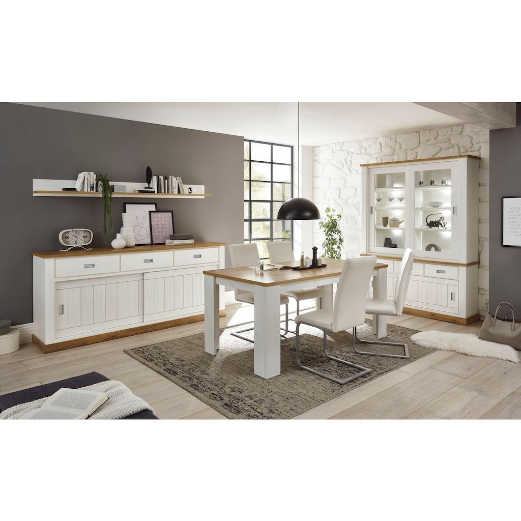 Home affaire Wandregal »ORLANDO«, im romantischen Landhaus-Look