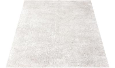 Lüttenhütt Hochflor-Teppich »Carla«, rechteckig, 40 mm Höhe, super soft,... kaufen