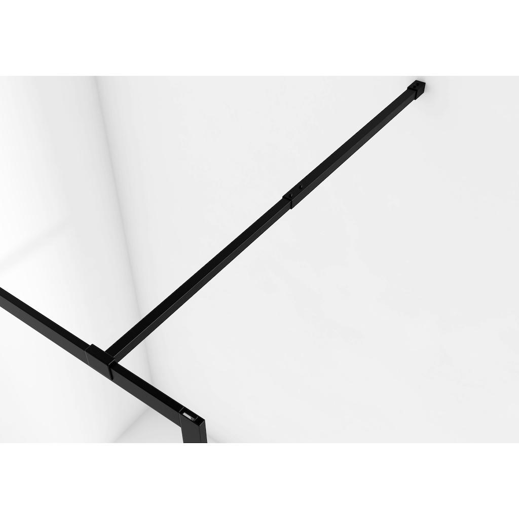 Marwell Walk-in-Dusche »MARWELL CITY«, BxH: 120x200 cm, verstellbarer Stabilisationsbügel