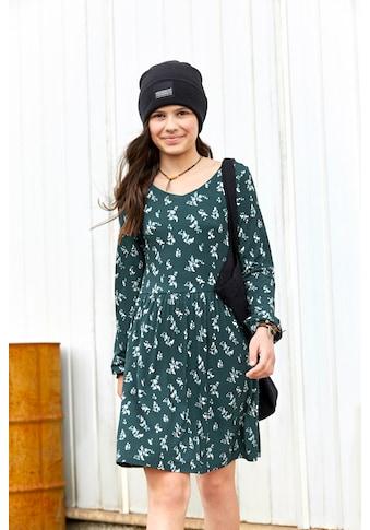 KIDSWORLD Jerseykleid, mit V-Ausschnitt kaufen