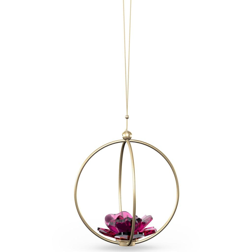 Swarovski Dekoobjekt »Garden Tales Rose Kugel Ornament, groß, 5557805«, Swarovski® Kristall
