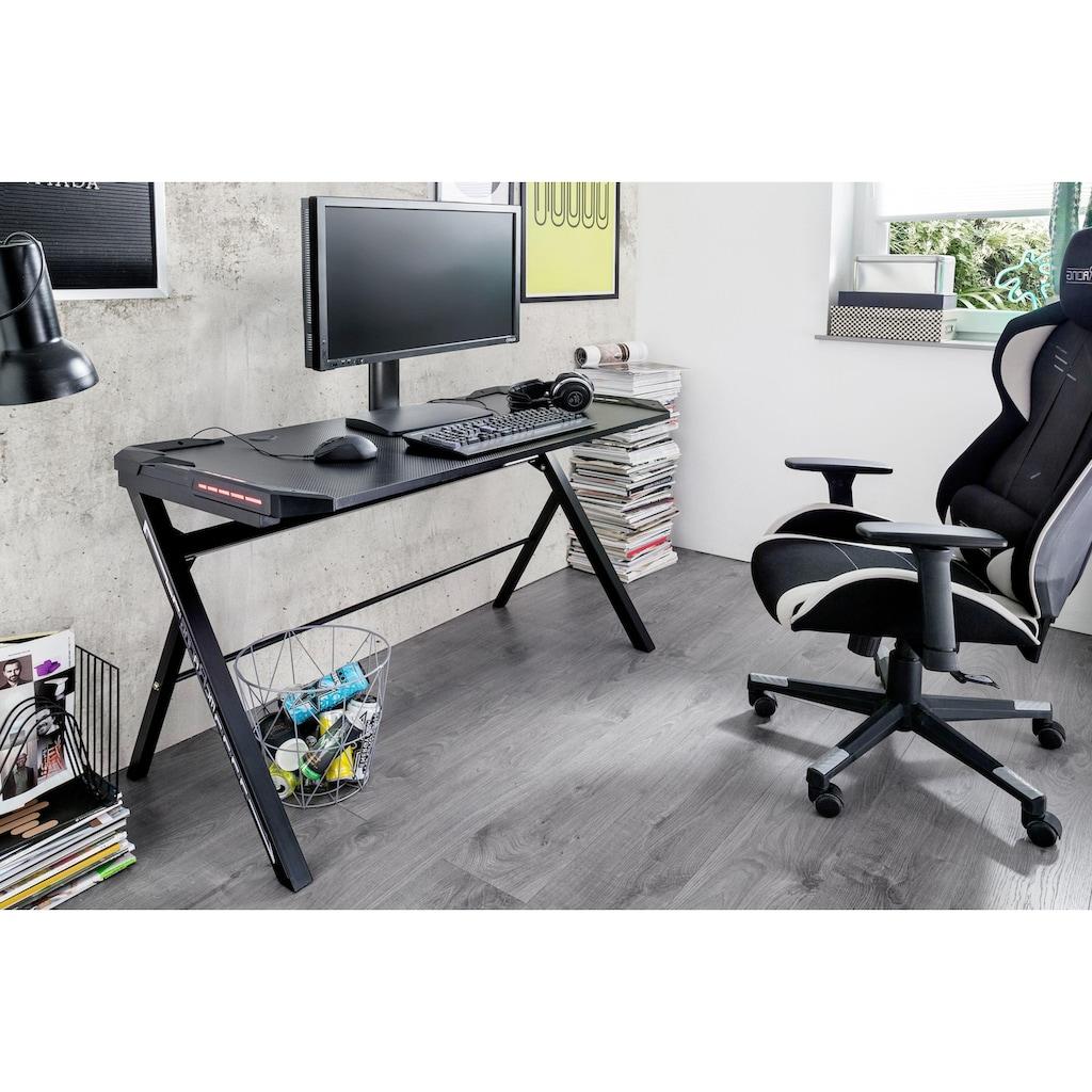 MCA furniture Gamingtisch »mcRacing Basic 3«, Gamingtisch