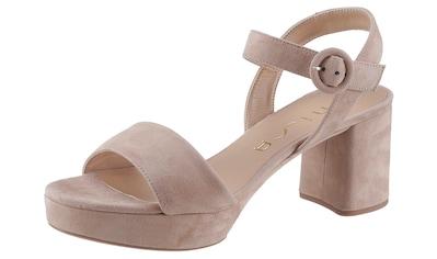 Unisa Sandalette »Nenes« kaufen
