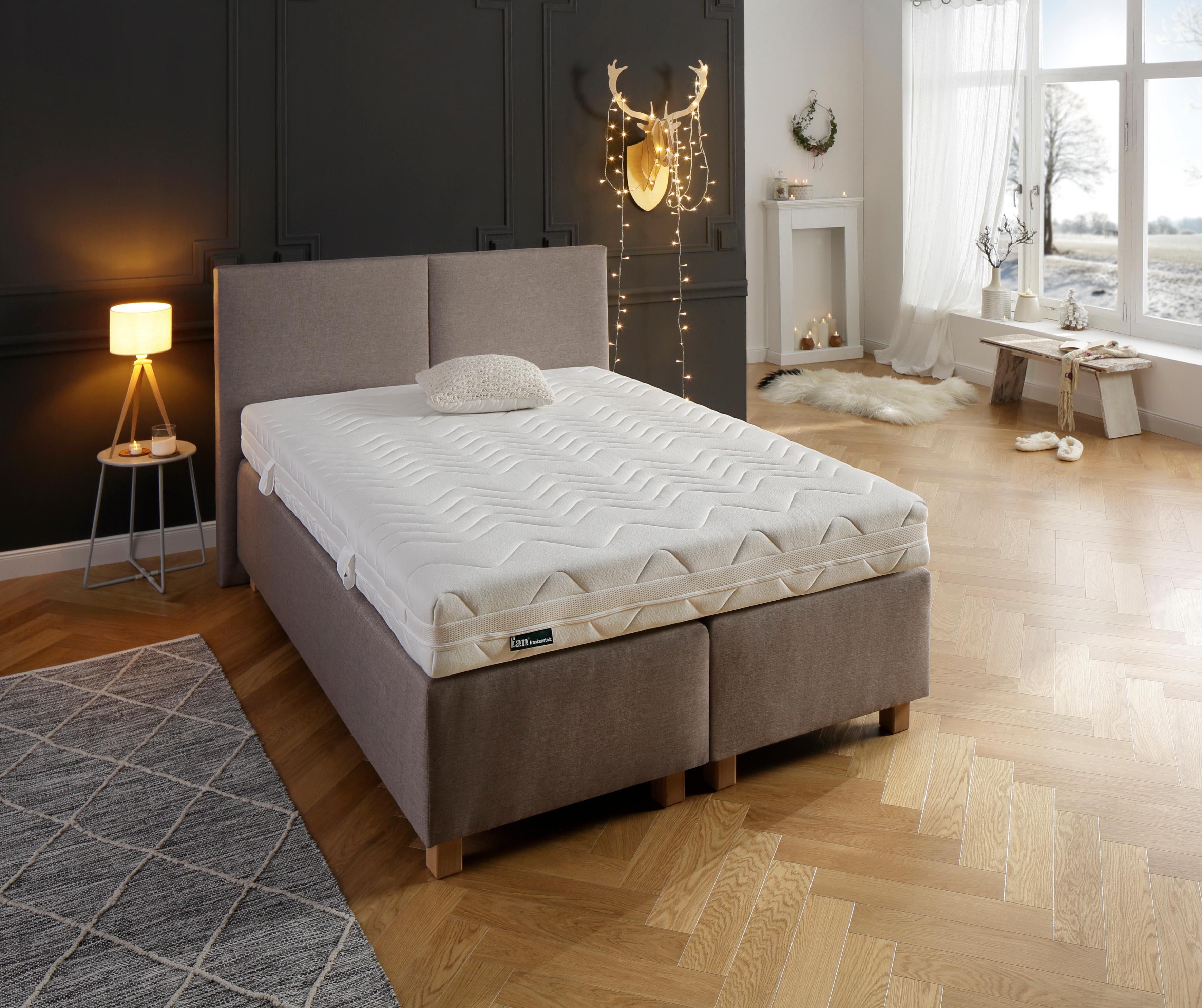 taschenfederkernmatratze multiplus t f a n. Black Bedroom Furniture Sets. Home Design Ideas