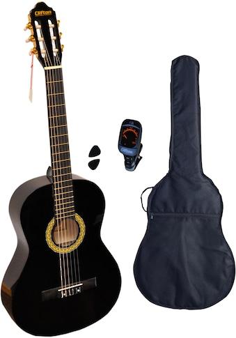 """Clifton Konzertgitarre """"Solo"""" 4/4 kaufen"""