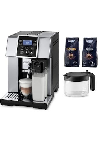 De'Longhi Kaffeevollautomat »ESAM 428.80.SB PERFECTA EVO«, mit Kaffeekannenfunktion,... kaufen