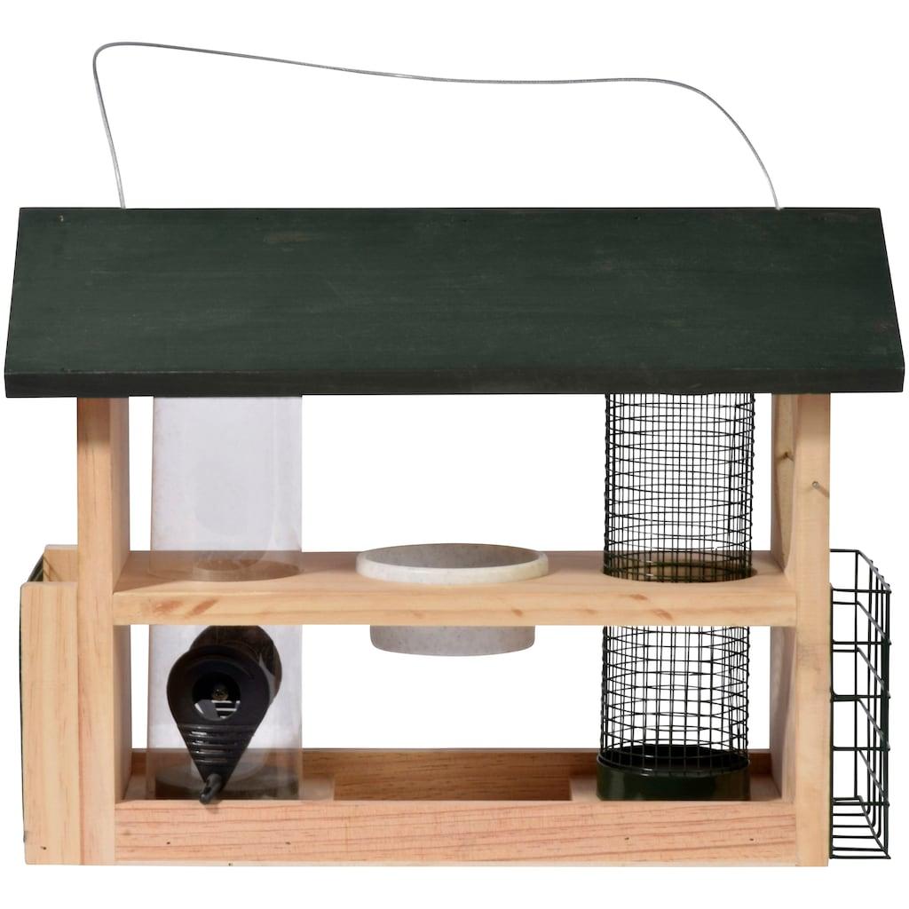 dobar Vogelhaus, BxTxH: 39x19x29 cm